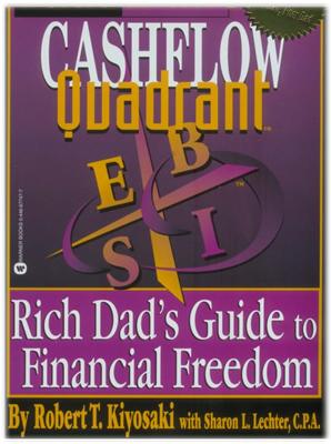 Cover - Cash Flow Quadrant